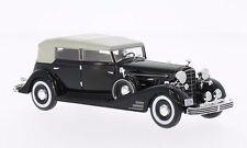 "Cadillac Fleetwood Allweather Phaeton ""Black/Grey""1933 (Neo 1:43 / 45767)"