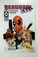 MARVEL Comics DEADPOOL MAX (2010) #1 Kyle BAKER David LAPHAM NM 9.4 Ships FREE!