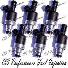 OEM Rochester Fuel Injectors Set (6) 17103007 for 1993-1997 GM 3.1L 3.3L 3.4L V6