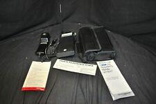 Vintage Motorola SCN24538 Mobile Car Phone With Battery Antennae Bag -A19