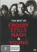 [BRAND NEW] DVD: THE BEST OF CROSBY, STILLS, NASH & YOUNG