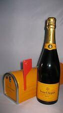 Veuve Clicquot Brut Champagner  Mailbox 0,75 L