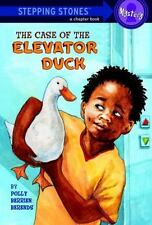 Case Of The Elevator Duck (Stepping Stone,  paper)