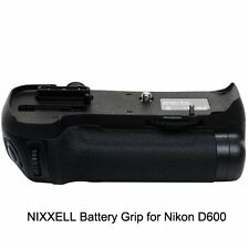 NX-NBGD600 Premium Battery Grip for Nikon D610 D600 DSLR Cameras (Nikon MB-D14)