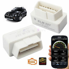 Bluetooth ELM327 OBD2 Auto Car Diagnostic OBDII Scanner Scan Tool for Android US