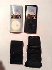 Gear 4 JumpSuit Plus iPod Nano 4th Génération Gen 2x Case + Brassard de Sport Cordon