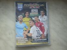 PANINI FIFA 365 2019 UPDATE SET 96 CARDS (FULL SET TEAM MATE + FANS) + ALBUM