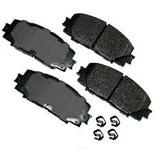 Disc Brake Pad Set-ELECTRIC Front Akebono ACT1184