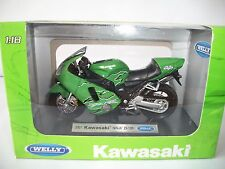 2001 Kawasaki Ninja Zx-12R 1/18 Welly