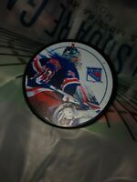 New York Rangers Showtime Puck Henrik Lundqvist NHL No Longer Sold At MSG