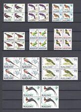 MALAWI 1968 SG 310/23 MNH Blocks of 4 Cat £280