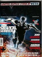 EMPIRE Film Magazine April 2007 - The Silver Surfer (Issue 214)