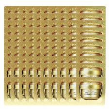 x 100 TONYMOLY Intense Care Gold 24k Snail Cream Sample wrinkle whitening