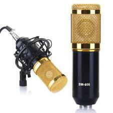 Condenser Microphone Sound Computer Studio Recording Dynamic Shock Mount