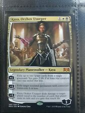 MTG Magic the Gathering Kaya, Orzhov Usurper Ravnica Allegiance x1 See Photos