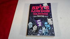 A Spy's London: A Walk Book of 136 Sites in Central London Paperback - Signed