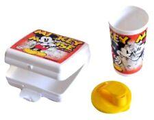 Tupperware Disney Lunch Set (tumbler Sandwich Keeper) Best Easter Gift for Kid