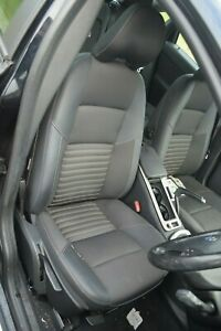 2009 VOLVO S40 1.6 DIESEL DRIVERS SIDE RIGHT HAND FRONT SEAT CLOTH FABRIC