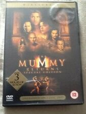 dvd film the mummy classic Widescreen Not Blue Ray