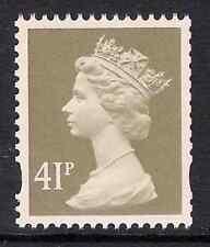 GB 1993 sg Y1713 41p photogravure phosphorised paper coil stamp MNH ex Y1707