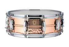 Ludwig LC660K Copper Phonic 14x5 Hammered Copper Snare FREE US Shipping!