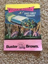 Space Family Robinson Lost In Space. March Of Comics 404 Mini Comic Promo