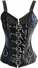 Glamour PVC Basques & Corsets for Women
