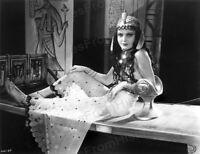 (3) 8x10 Prints Boris Karloff Zita Johann The Mummy 1932 Universal #ZJD