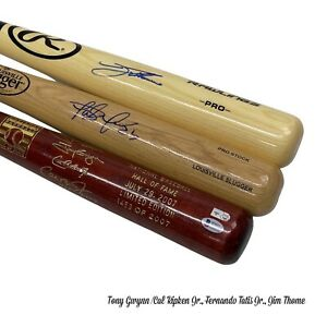 CHICAGO WHITE SOX HitParade Autographed Baseball Bat S12 - Live Break 1box