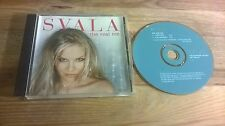 CD Pop Svala - The Real Me (2 Song) Promo PRIORITY SKIFAN jc