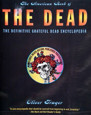 GRATEFUL DEAD - AMERICA BOOK OF THE DEAD / DEFINITIVE ENCYCLOPEDIA - PAPERBACK