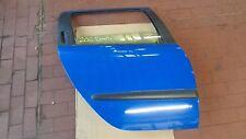 Peugeot 206 Sw Estate Door Rear Right Colour Code: Egj Blue Santorini LagerH16