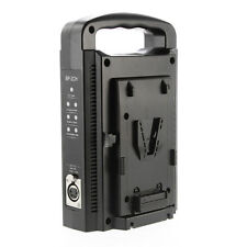 BP-2CH V-Mount V Lock Dual Battery Pack Charger for Sony BP-95W BP-150W BP-190W