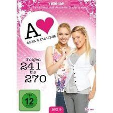 ANNA UND DIE LIEBE - BOX 9 (FOLGEN 241-270) 4 DVD NEU