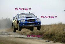 Tommi Makinen Subaru Impreza WRC2003 RAC Rally 2003 Photograph 3