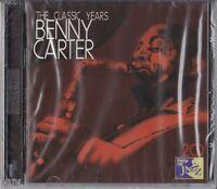 "CD - BENNY CARTER - THE CLASSIC YEARS - 2 CD  "" NEU in OVP VERSCHWEISST #L64#"
