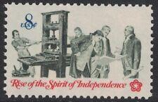 Scott 1476- Spirit of Independence, Pamphleteer- MNH 8c 1973- unused mint stamp