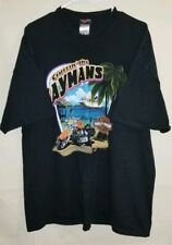 Harley Davidson Shirt Grand Cayman Islands Cruizin Mens Size XXL