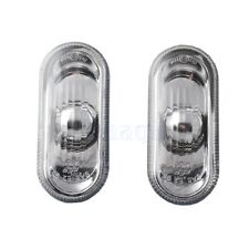 1 Pair Side Marker Light Turn Signal Lamp For VW Golf Jetta Bora MK4 Passat MA