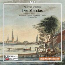 Hermann Max - Der Messias [New CD]