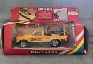 Vintage Britains Farm Chevy Pickup 24 Inter Servo 9573 1983