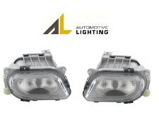 Mercedes W210 E300 Pair Set of Left and Right Fog Lights Automotive Lighting OEM