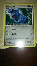 Beldum Pokemon Card COMMON [LEGENDS AWAKENED]