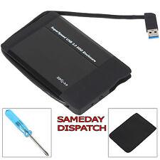 2.5 pulgadas Super Speed USB 3.0 Carcasa Externa de Disco Duro HDD SATA