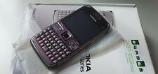 100% NEW Nokia E72 - Purple (Unlocked) Smartphone Rare