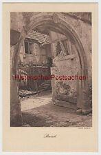 (77280) AK Bœrsch, Börsch, Partie am alten Tor, vor 1945