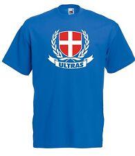 T-shirt Maglietta J1783 Stemma Ultras Novara Support Local Team