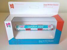 Corgi London Olympics 2012 Underground Tube Train boxed NEW