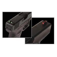Tru-Glo Fiber Optic Set - Glock High - Fiber Optic Traditional Fibers - Tg131G2