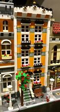 LEGO CUSTOM MODULAR BUILDING TOWN HOUSE fits with 10218 10246 10251 MOC 461